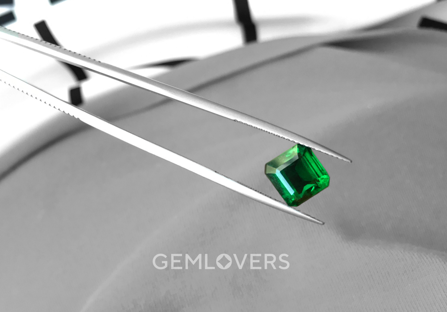 Emerald from Africa