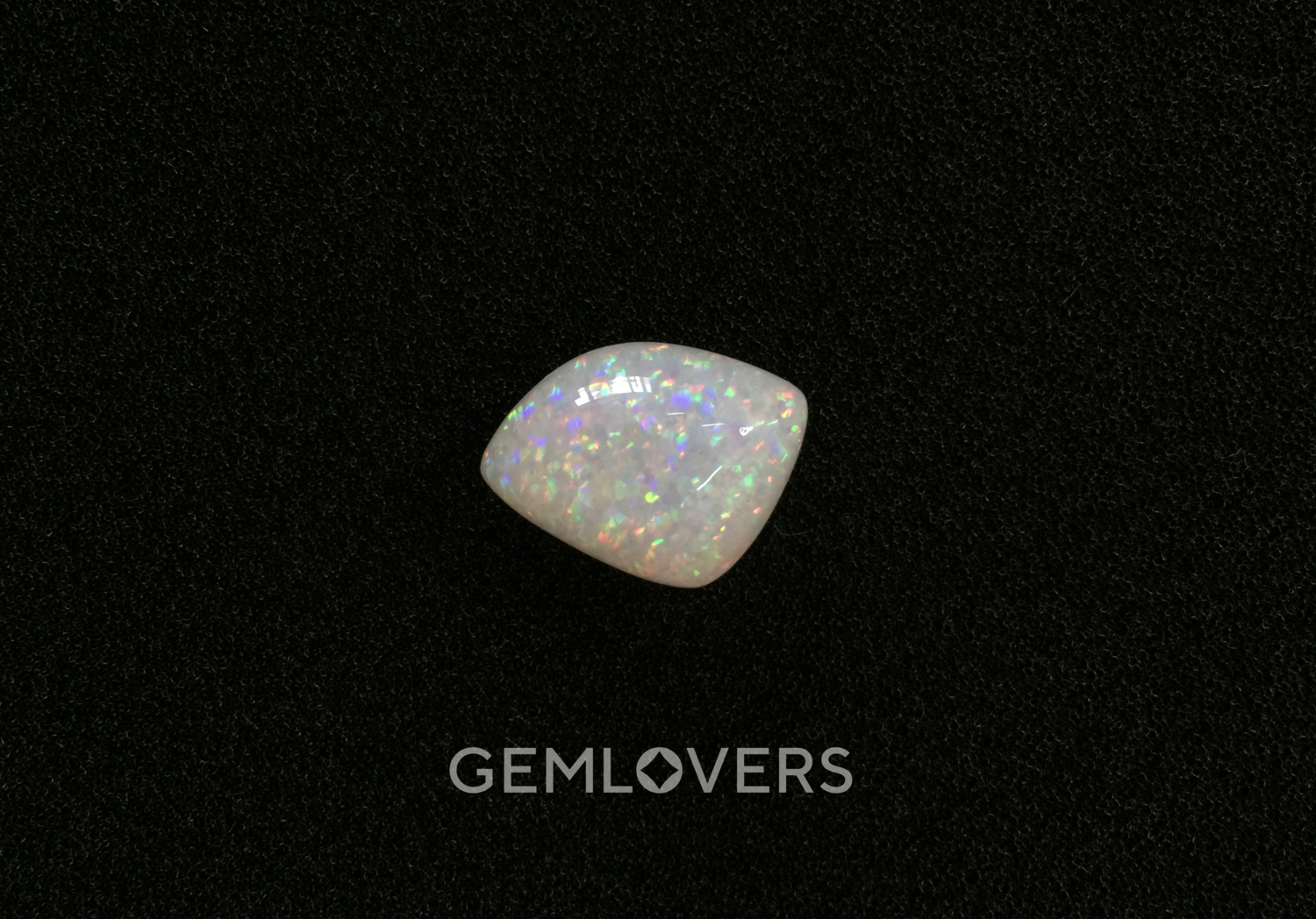 White noble opal from Ethiopia