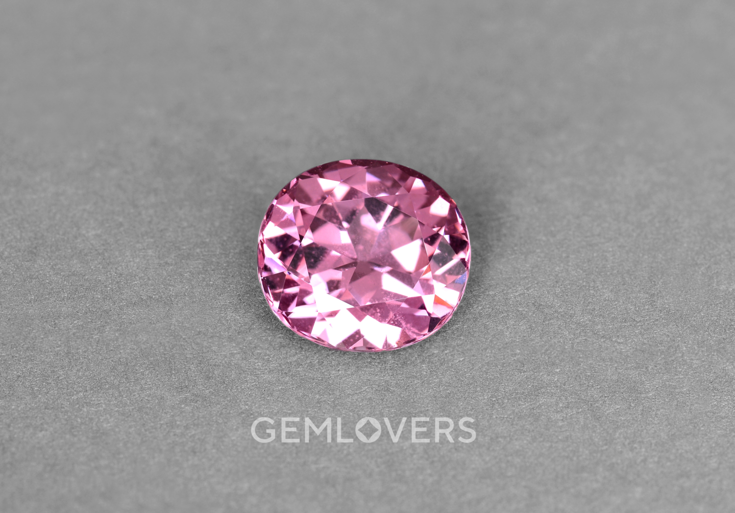Pink spinel from Vietnam