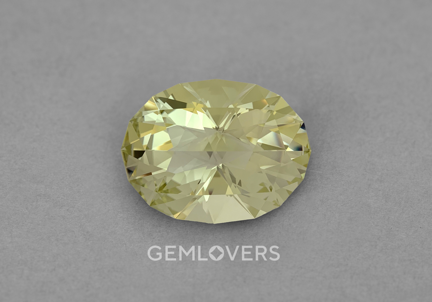 Natural collectible citrine
