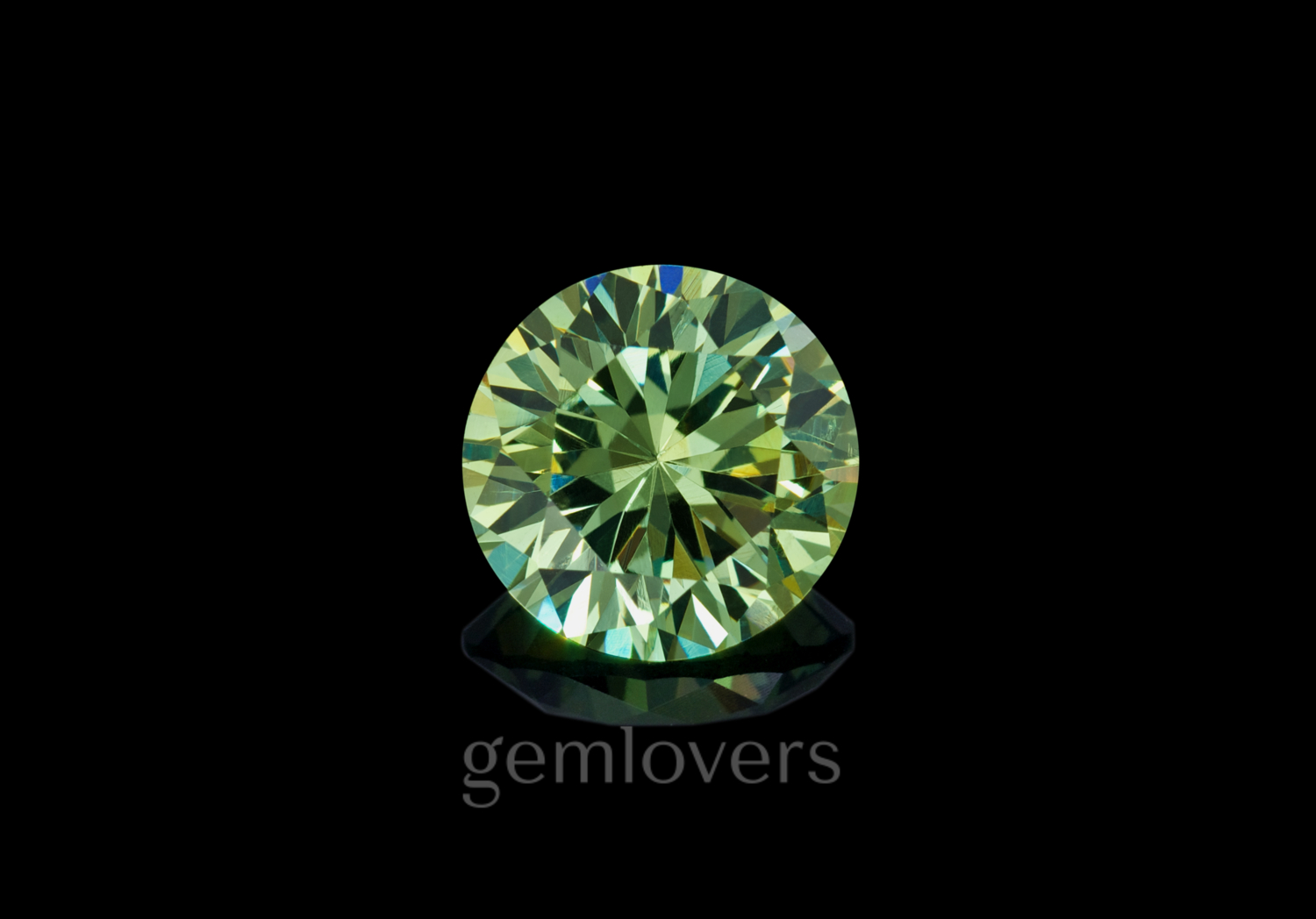 Demantoid from Namibia