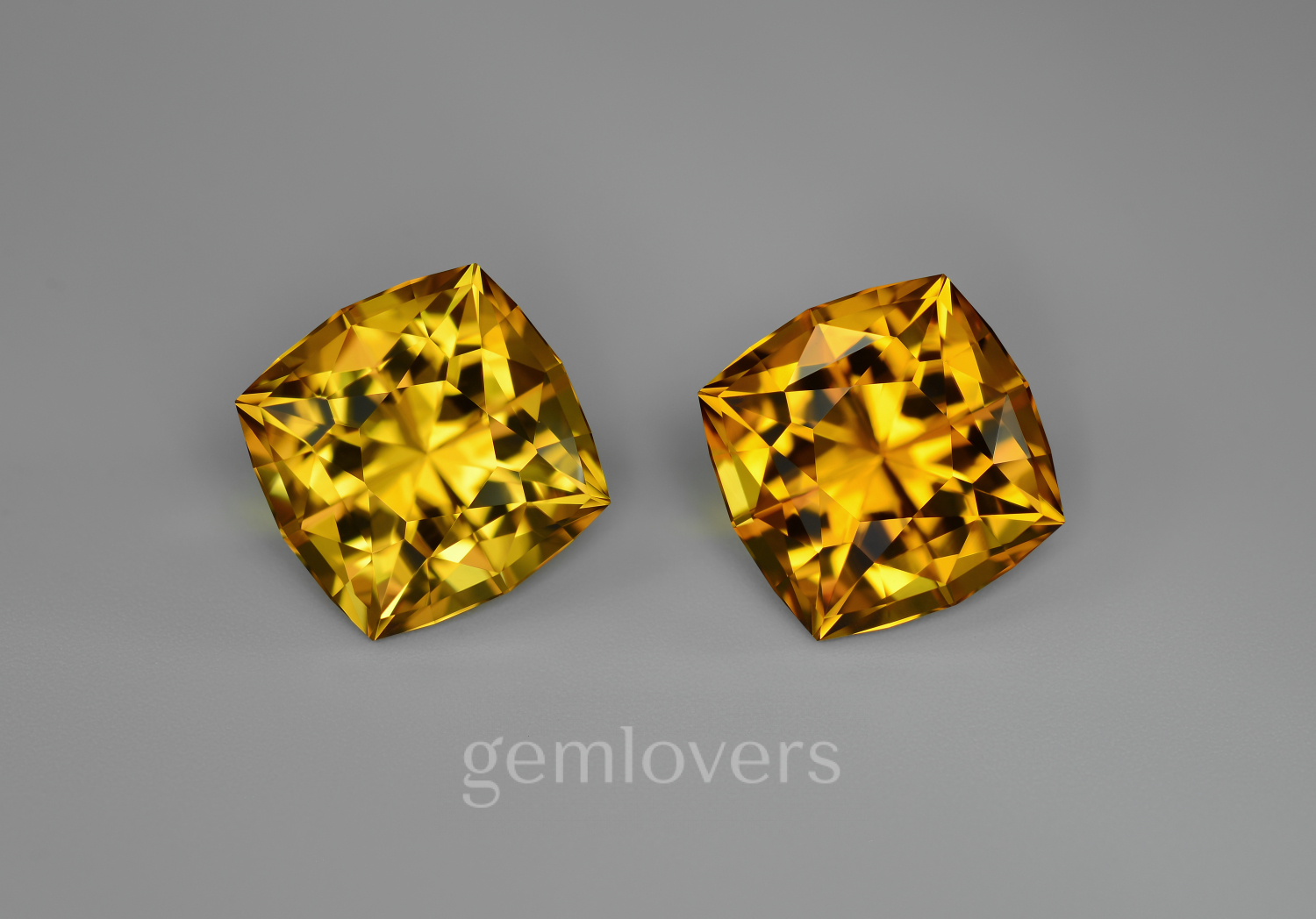 A couple of citrines