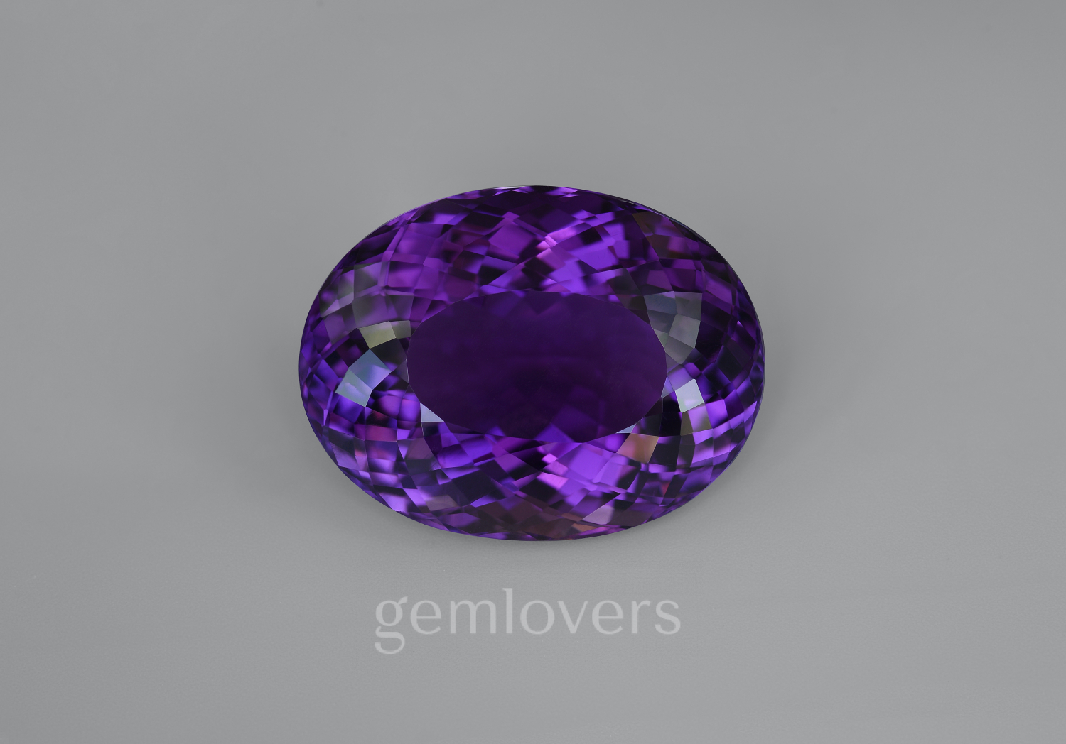 Large amethyst from Brazil
