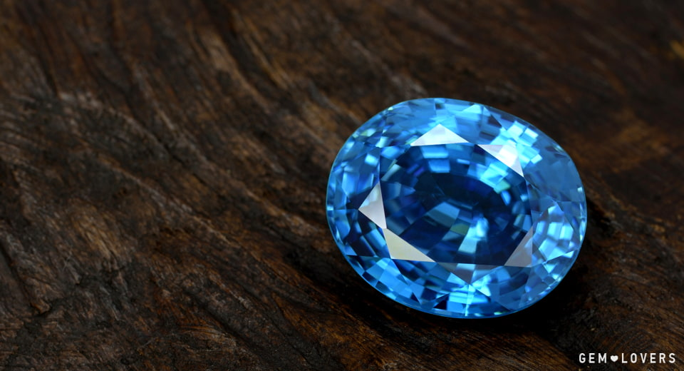 a large Cambodian zircon