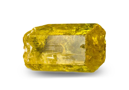 Heliodor mineral