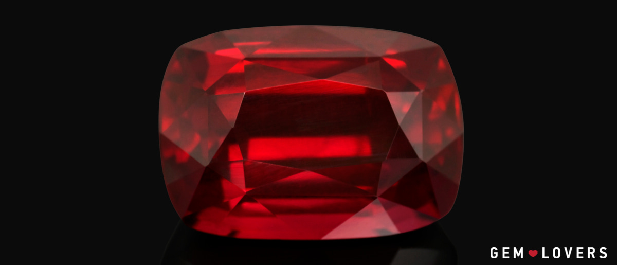 rare top quality unheated ruby weighed 4.03 ct, Burma