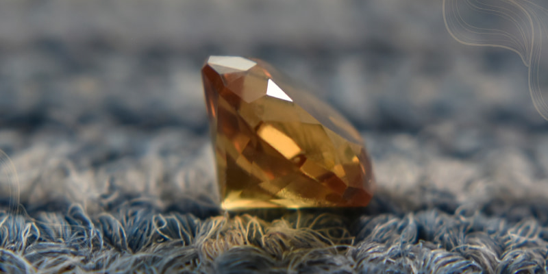 Shapes of Yellow Sapphire