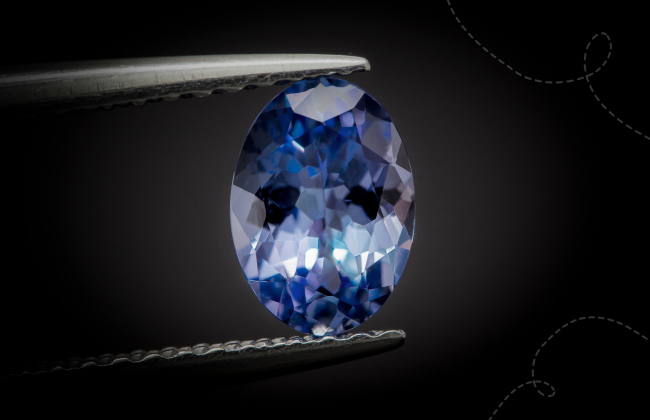 4C elements for the perfect choice of the tanzanite rings
