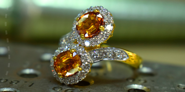 History and popularity of yellow sapphires