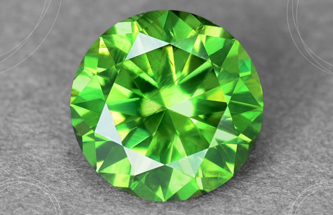 How to care for demantoid jewelry