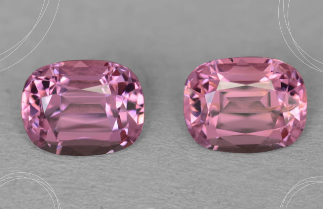 types of spinel