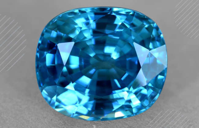 difference between real zircon and a fake one